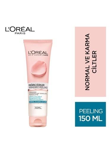 L'Oréal Paris Değerli Çiçekler Arındırıcı Peeling Renksiz